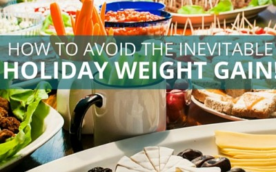 How to avoid the inevitable holiday weight gain!