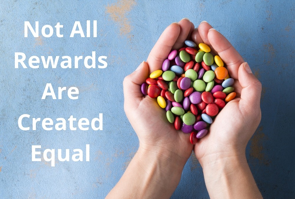 Not All Rewards Are Created Equal