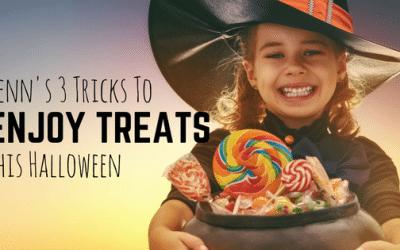 Jenn's 3 Tricks to Enjoy Treats This Halloween