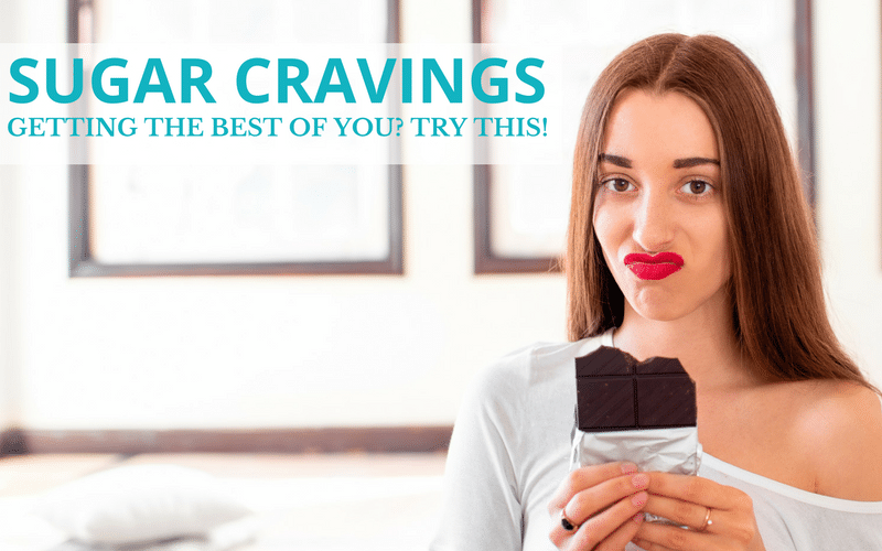 Sugar Cravings Getting The Best Of You? Try This!