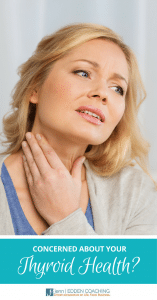 Thyroid Health. That is some topic of discussion-eh? I hear it brought up all the time in my practice so I decided it's time I talk about it.