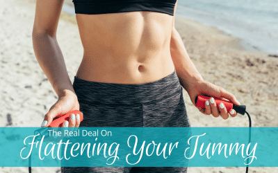 The Real Deal On Flattening Your Tummy ($200 offer extended)