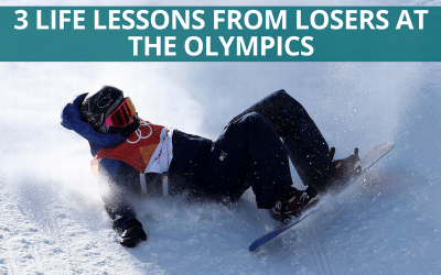 3 Life Lessons From Losers At The Olympics