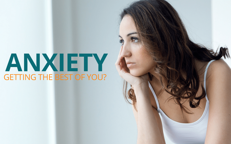 Anxiety Getting The Best Of You? (8 week program is here!)