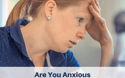 Are You Anxious Or Is Your Brain Just Inflamed? (I've got solutions!)
