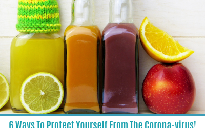 6 Ways To Protect Yourself From The Coronavirus!